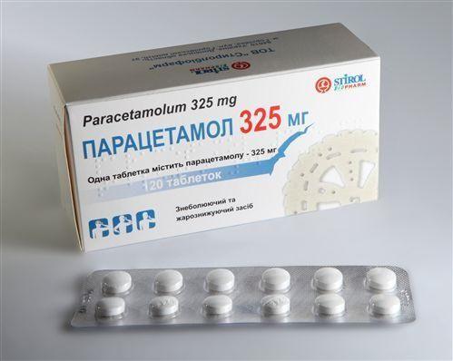 upute za paracetamol 325 mg