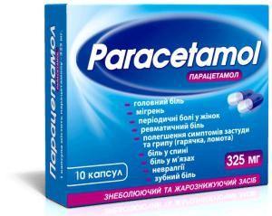 paracetamol 325