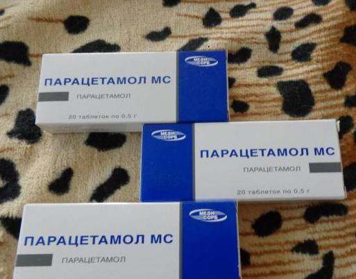 paracetamol ms tijekom trudnoće