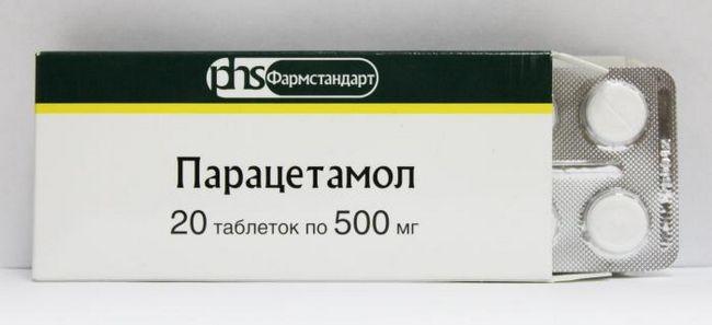 paracetamol za glavobolju