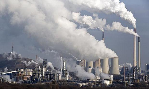 emisija stakleničkih plinova u atmosferu