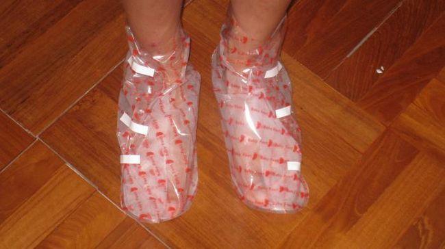 Japanski čarape za pedikure