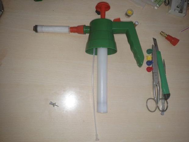 kako napraviti sredstvo za puhanje za pranje