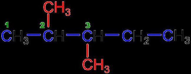 strukturne formule pentan izomera