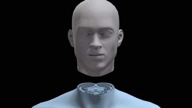 presađivanje osobe glave