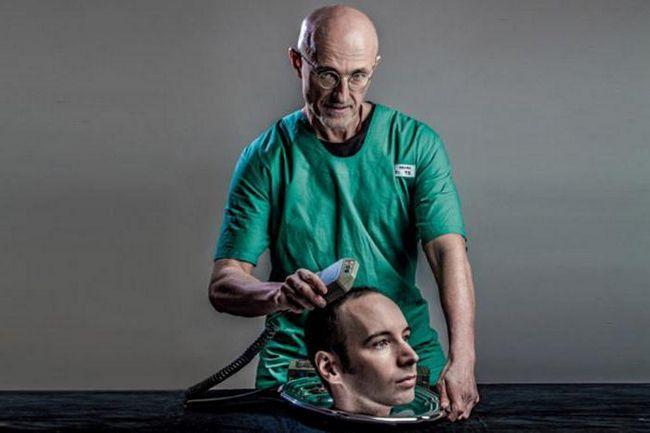 prva ljudska transplantacija