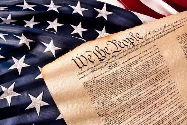 prvi ujedinjeni državni ustav