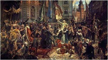 gdje je rođen prvi ustav