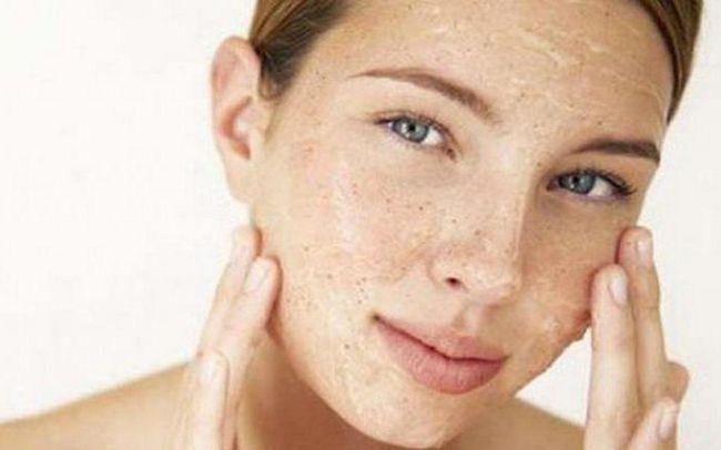 kemijski peeling za lice recenzije
