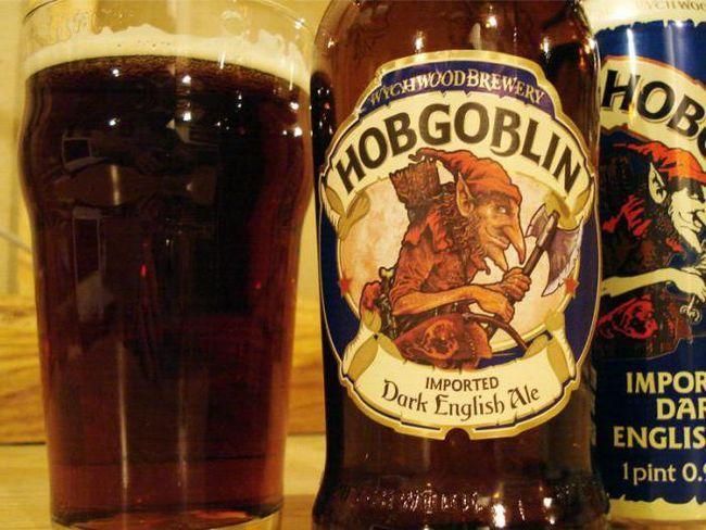hobgoblin pivo