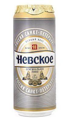 Pivo Nevskoye Original