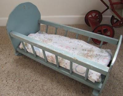 kako napraviti krevet za lutke