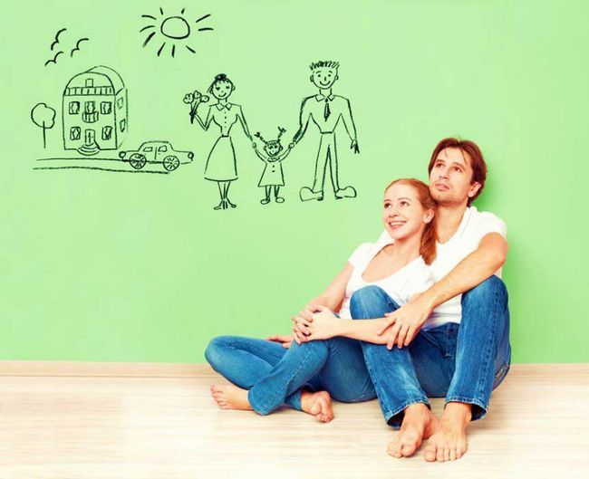 Planiranje trudnoće, snovi djeteta