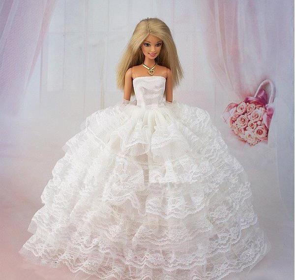 haljina za barbie