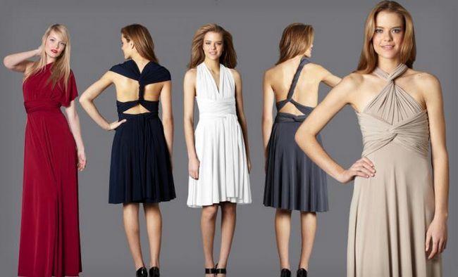 орифлейм платье трансформер