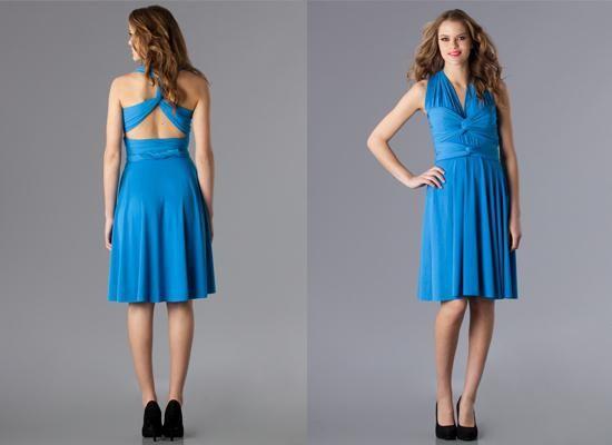 как носить платье трансформер орифлейм
