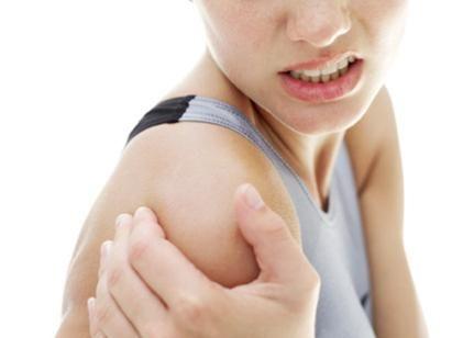 bol u leđima u noževima ramena
