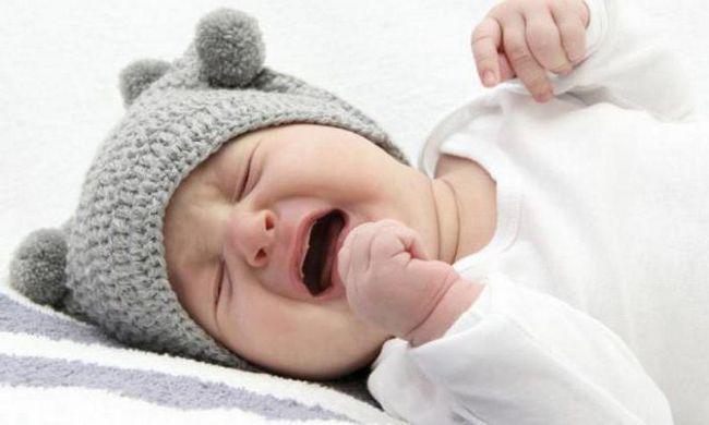 zašto djeca plaču kad se probude