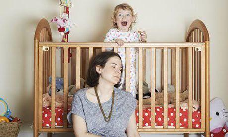 zašto dijete plače kad se probudi