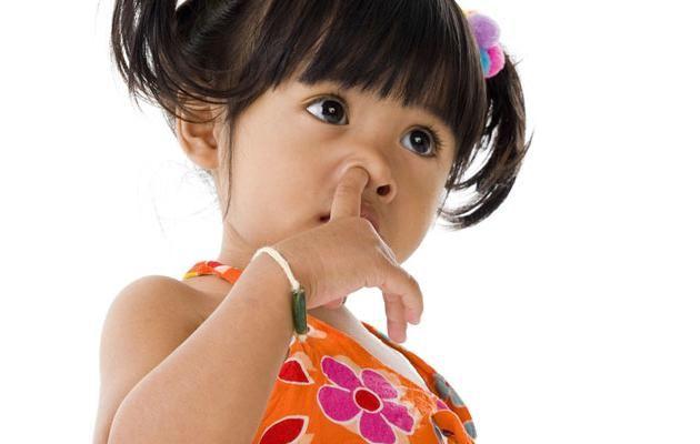 krv iz nosa u djece uzrokuje