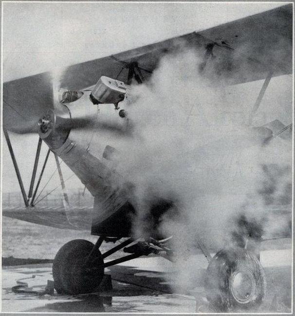 Zašto ne avionima s parnim strojem? Izgledi za razvoj suvremene konstrukcije zrakoplova