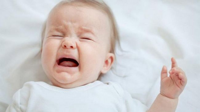 Zašto dijete vrišti noću