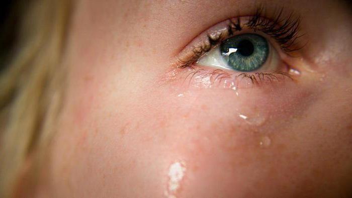 Zašto su suze slane, objasnite djetetu