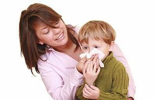 često djetetov nos