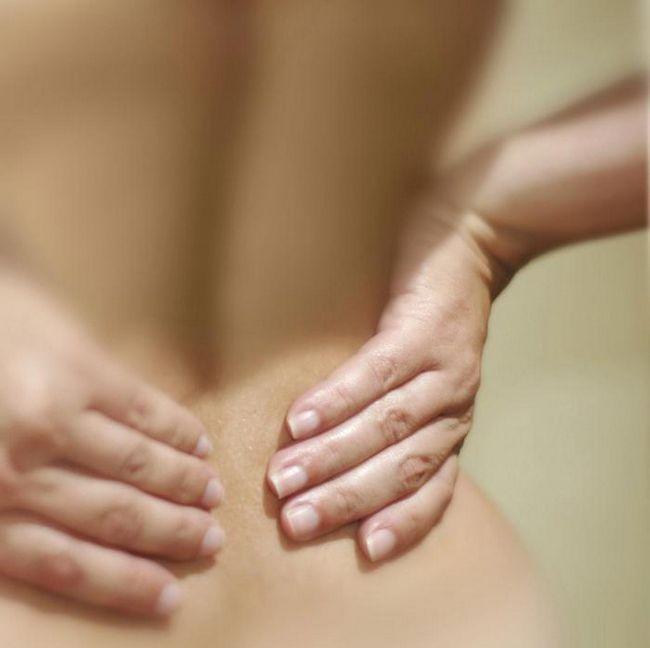 Bol u leđima u kralježnici