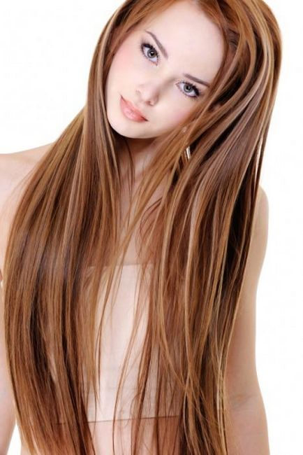 Frizure za vrlo dugu kosu