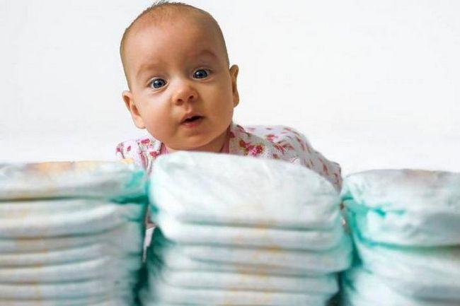 uzorak beba pelene ići za 1 rubalja