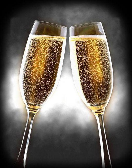 koliko stupnjeva u šampanjacu