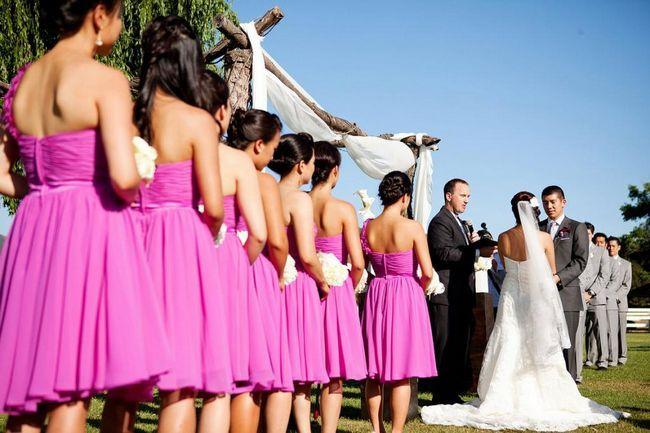 Svečanost vjenčanja
