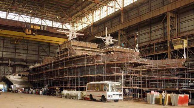 Patrolni brod Projekta 22460