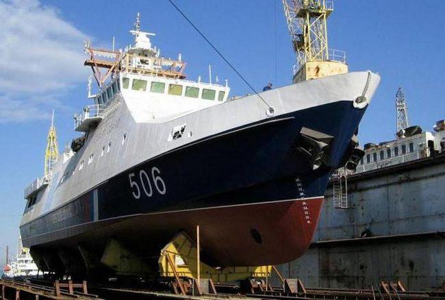 Projektni brod 22460