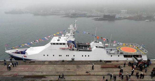 Brodovi projekta 22460 (