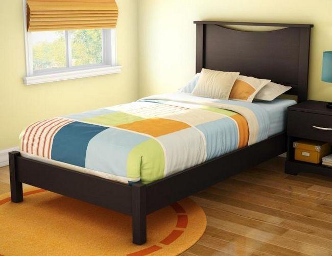 širina kreveta za jednu osobu