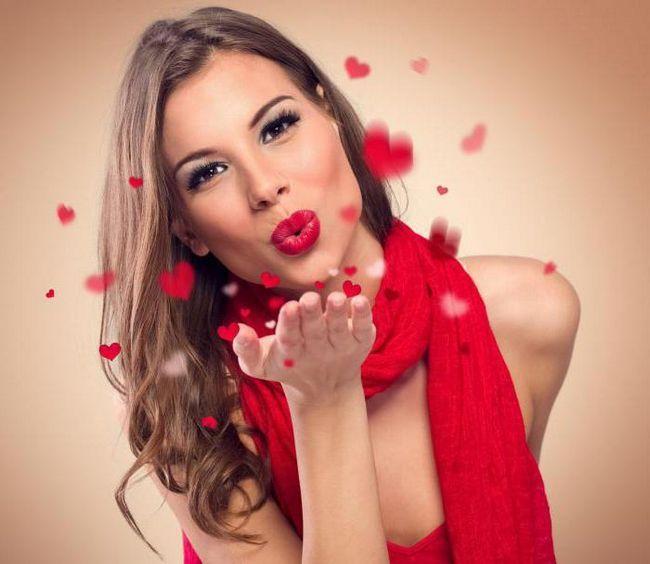 sedamnaest ruža za usne