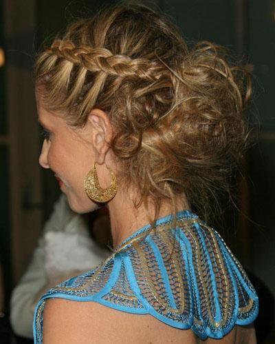 kako pletenjem kosom