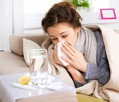 prašak za prehladu i gripu