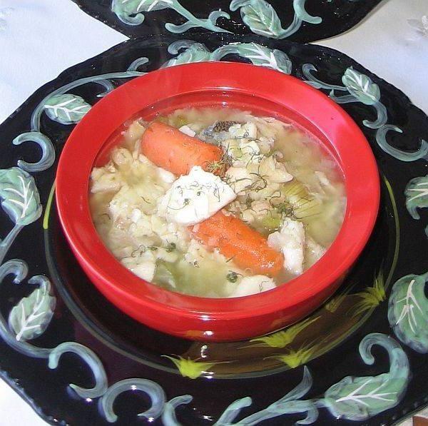 Korak po korak recept juha od tuča