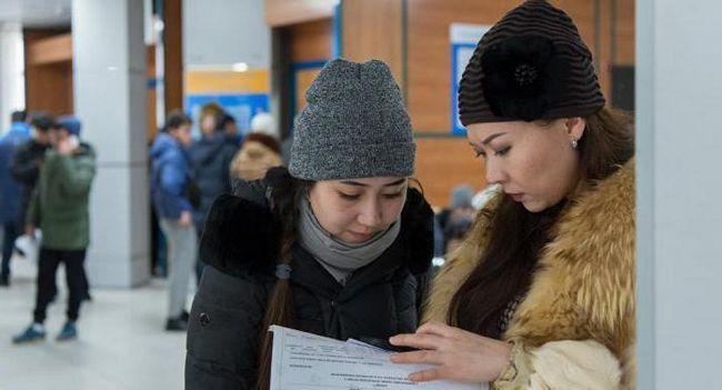Pravo uzorak životopisa u Kazahstanu za posao