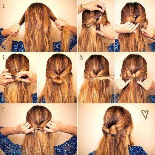 Kako napraviti luk kose