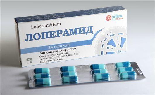 Upute za uporabu Imodium tablete