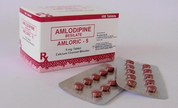 analoge lizinopril amlodipina