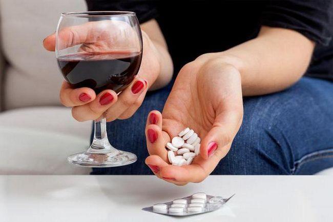 makmiror i posljedice alkohola