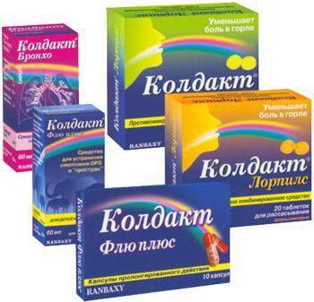 Hladno i gripe Lijekovi