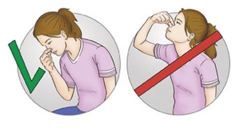 krvarenje iz nosa 4 glavna razloga