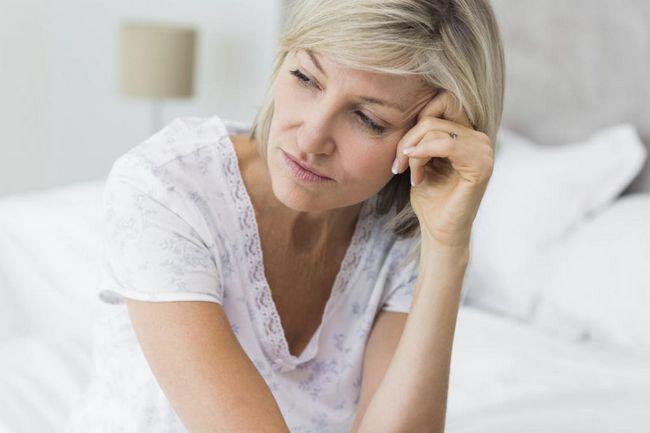 uočavanje tijekom menopauze