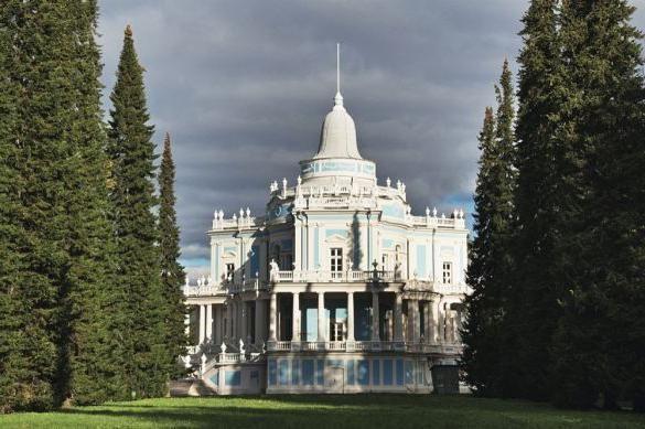 Природный заповедник Ленинградской области